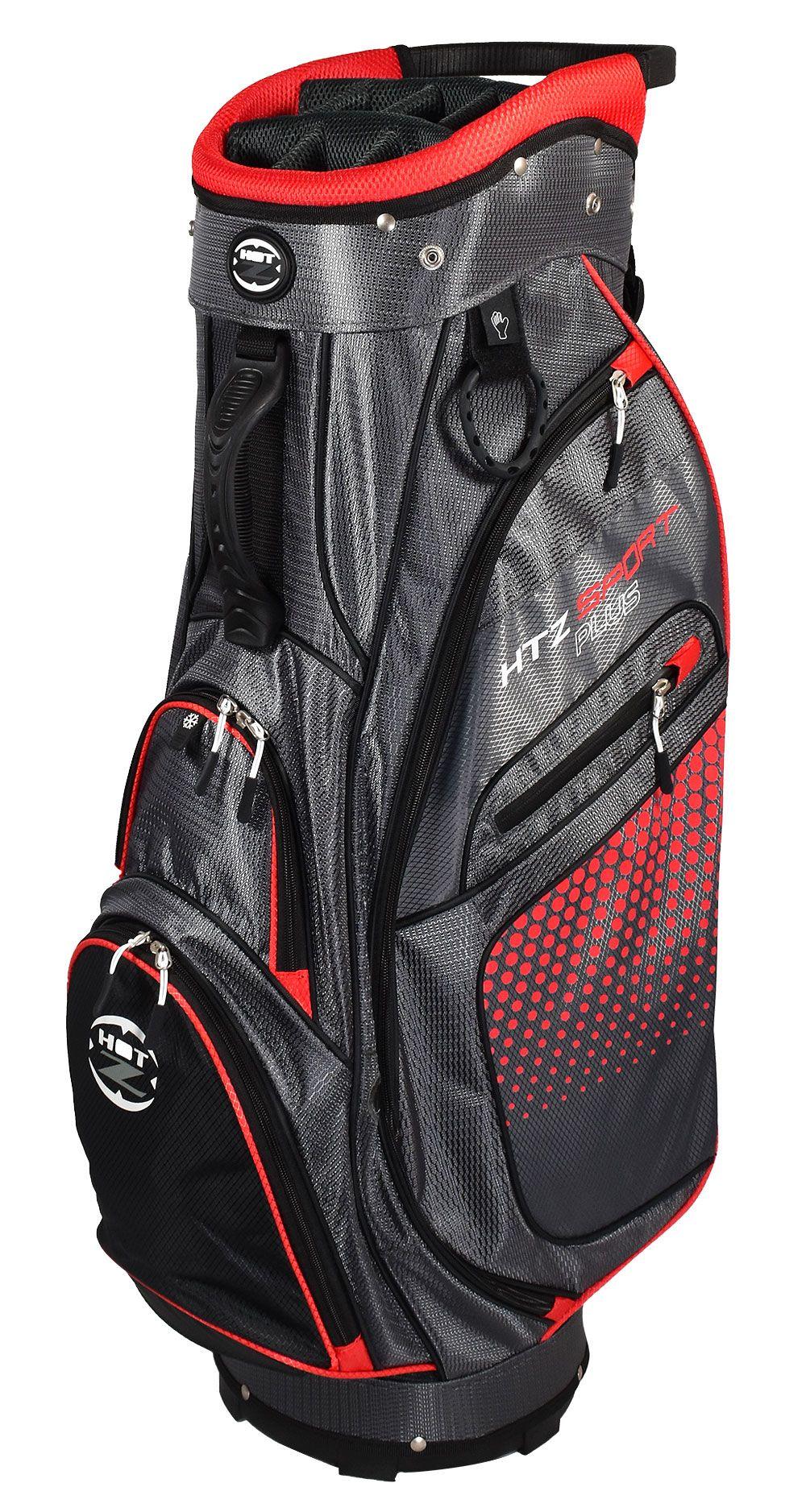 HotZ Golf HTZ Sport Plus Cart Bag Golf, Bags, Discount golf