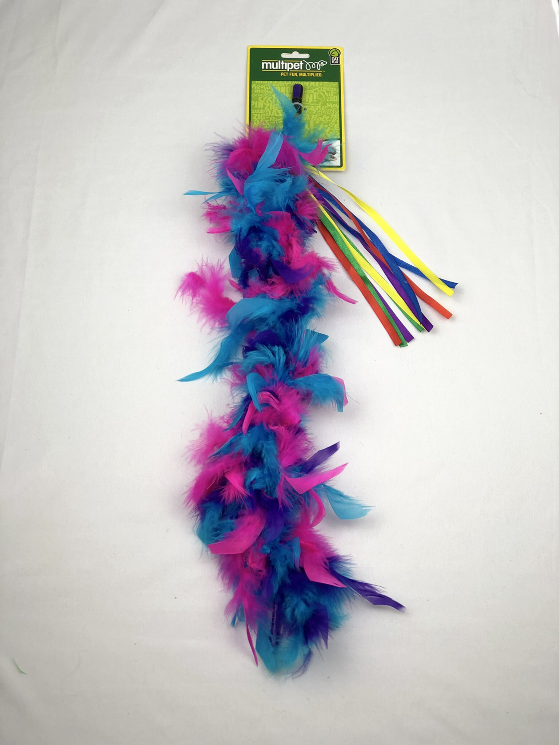 Tickle Your Fancy Cat Wand Assorted Cat Toys Wands Tickled