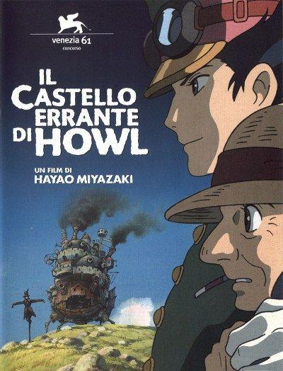 日本版とは違った味わい ジブリ映画の海外用ポスターが素敵 15作品 Corobuzz ハウルの動く城 映画 ポスター