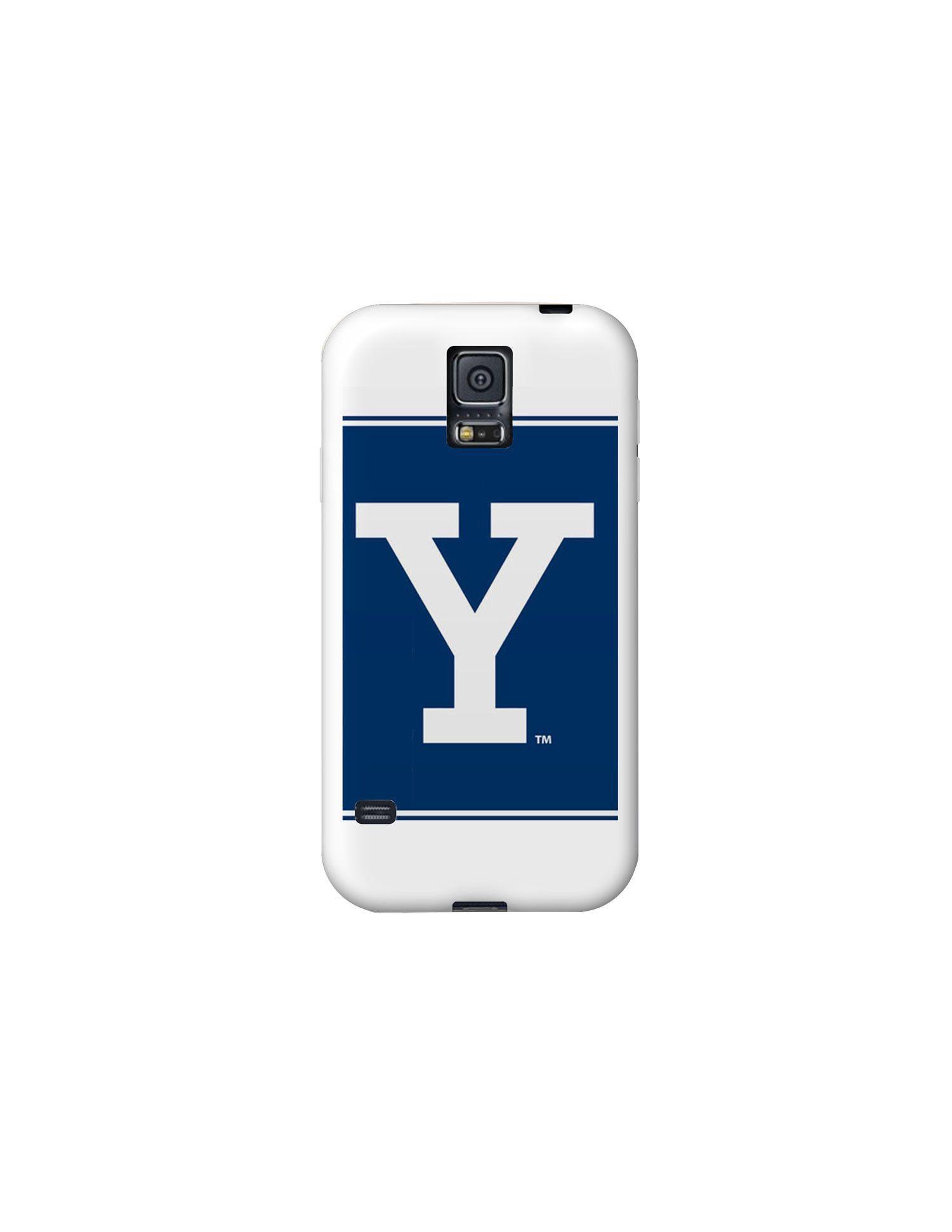 Yale University White Phone Case, Wrap V1