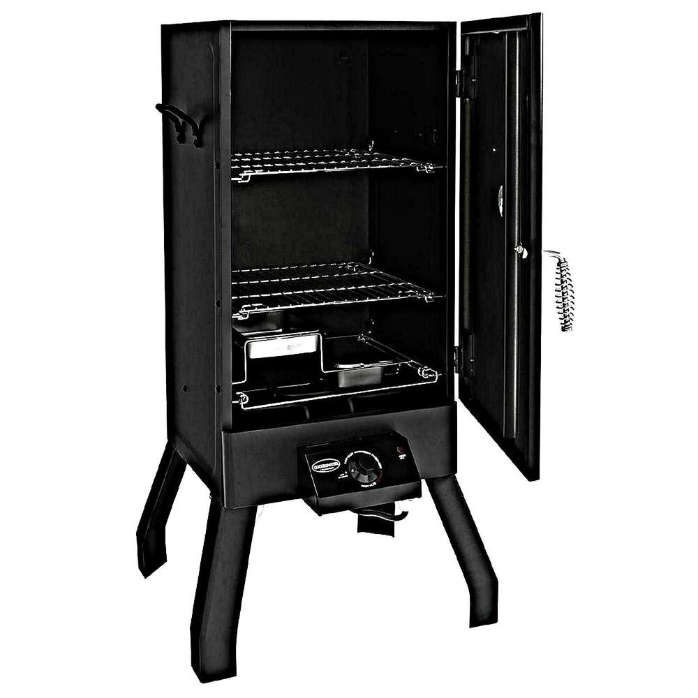 Masterbuilt Electric Smoker Grill New Patio Smokehouse Bbq ...