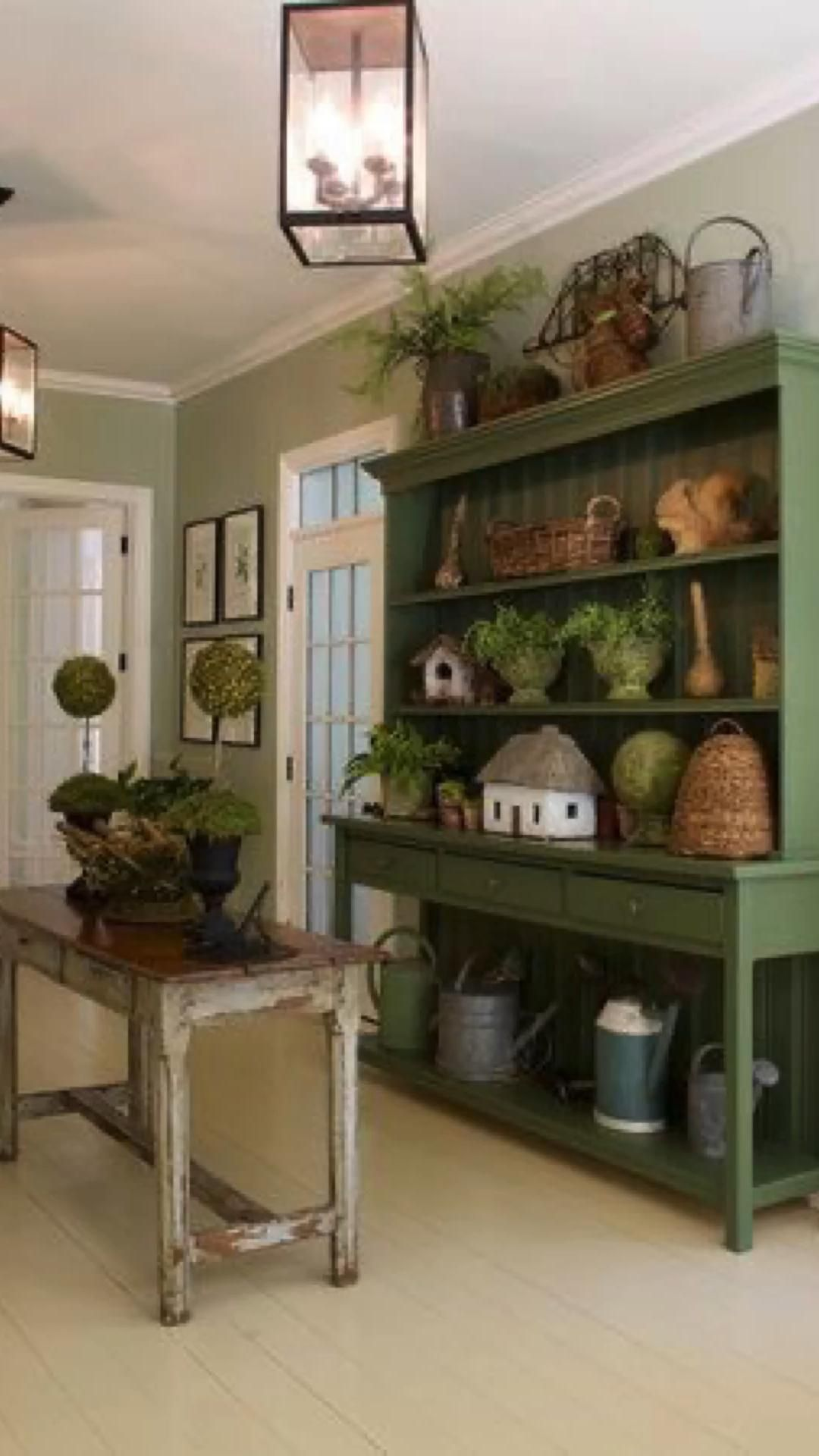 Open Kitchen Shelving {Yay or Nay  7
