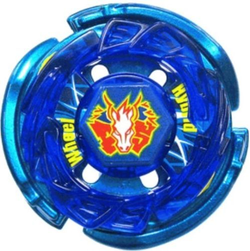 Beyblade BB-55 CH120SF DCANCER SUPER Metal Masters Fusion+Single spin Launcher
