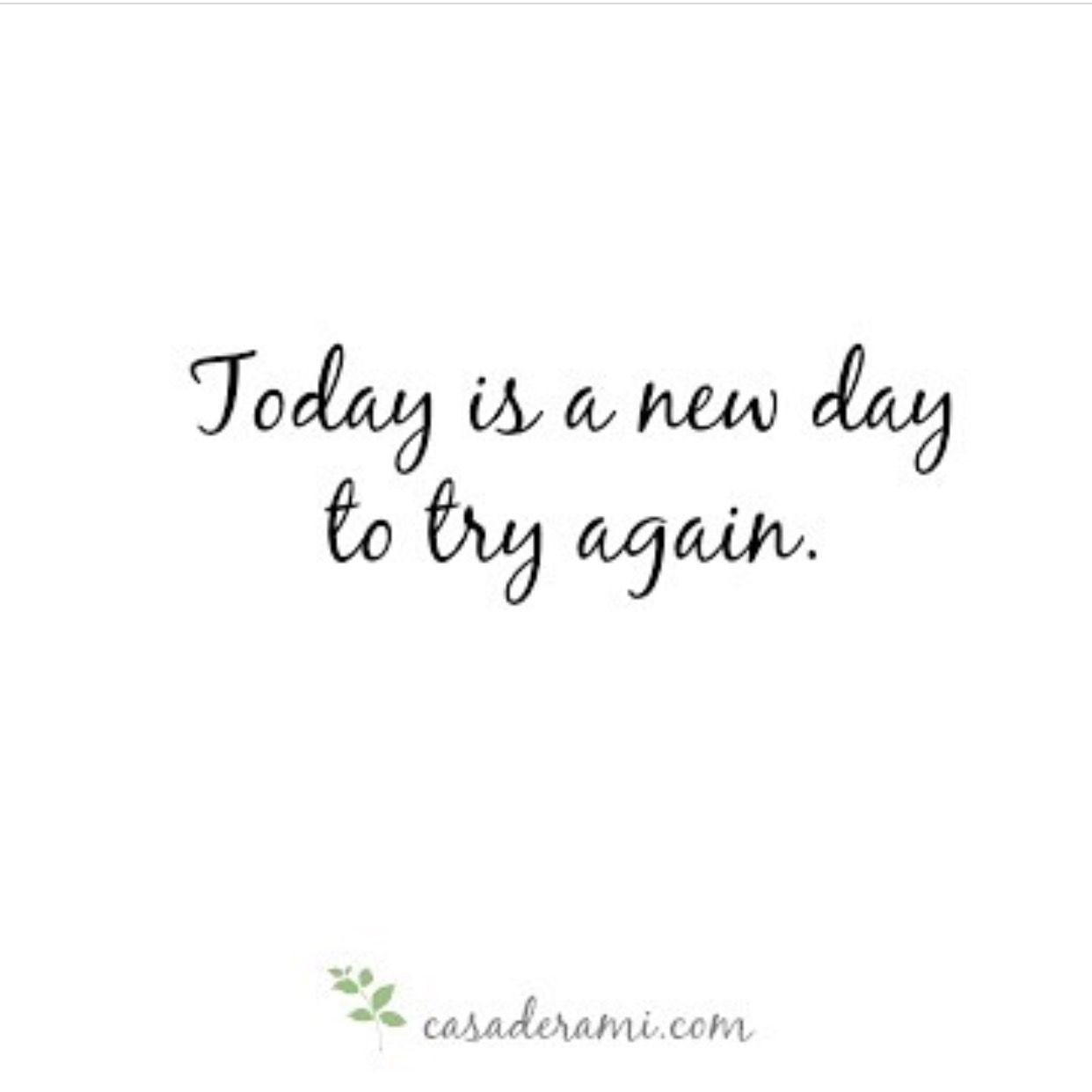 Today Is A New Day To Try Again Www Casaderami Com Barbie Quotes Today Is A New Day Motivational Quotes