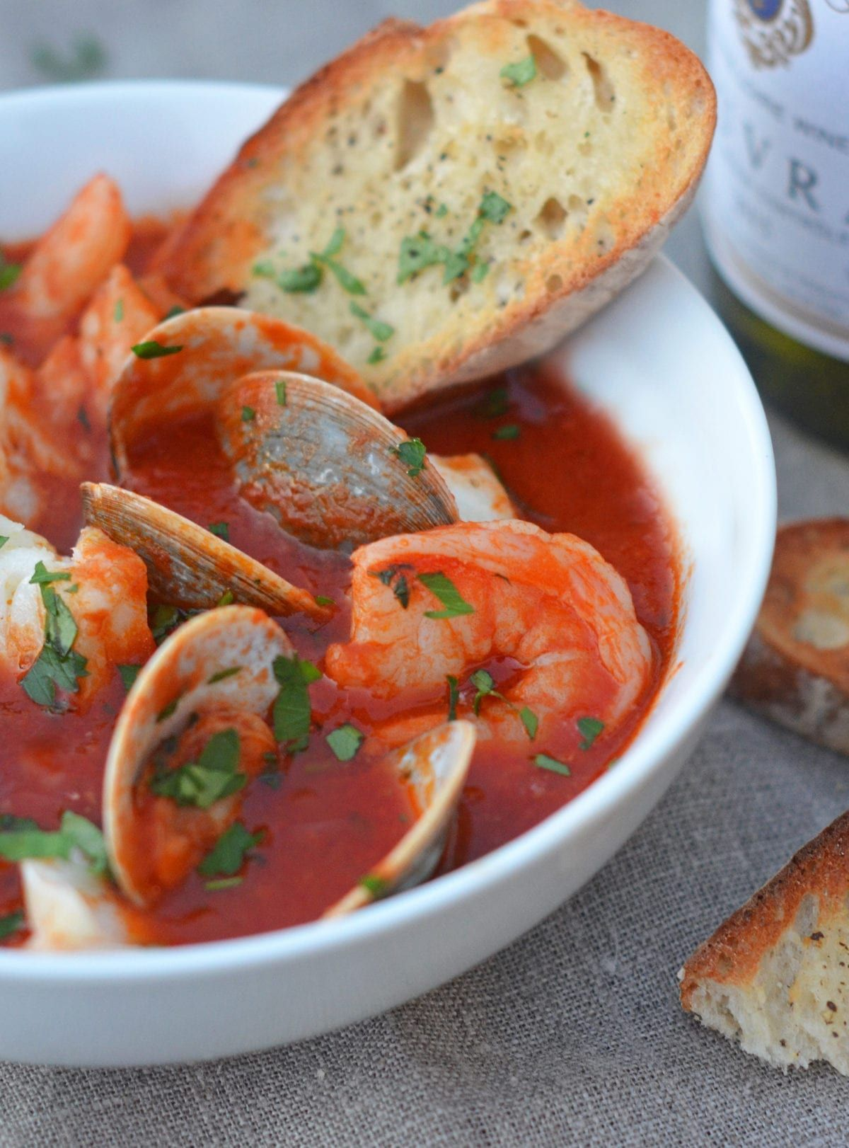 9 Healthy Dinners To Kick Off 2019 Once Upon A Chef Restaurant Quality Dinner Cioppino Recipe Recipes