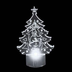 Sapin Noel Led Petit sapin de #Noël lumineux à LED. Décorez votre table de Noël