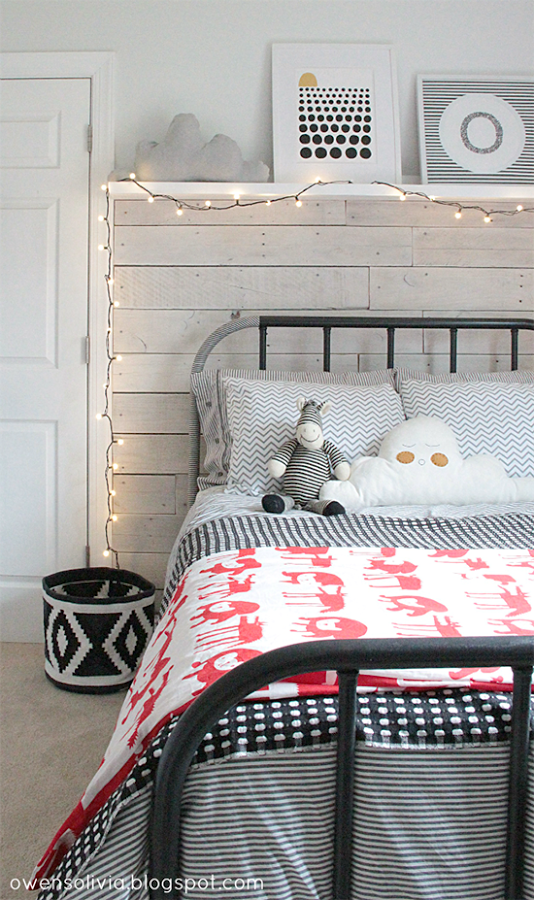 Decora una habitación infantil con camas de hierro   Pinterest ...