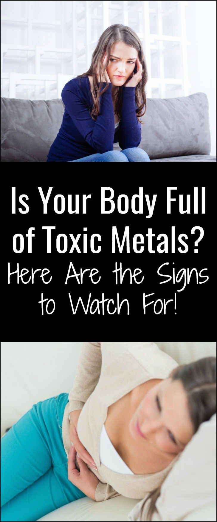 Is Your Body Full Of Toxic Metals? Here Are the Signs To Watch For!!!!  #wieghtloss  #fitness