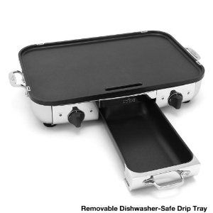 Has anyone tried the All Clad Electric Griddle?