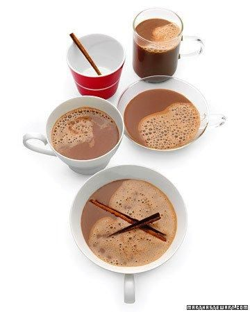 Hot Cocoa with Almond Milk Recipe