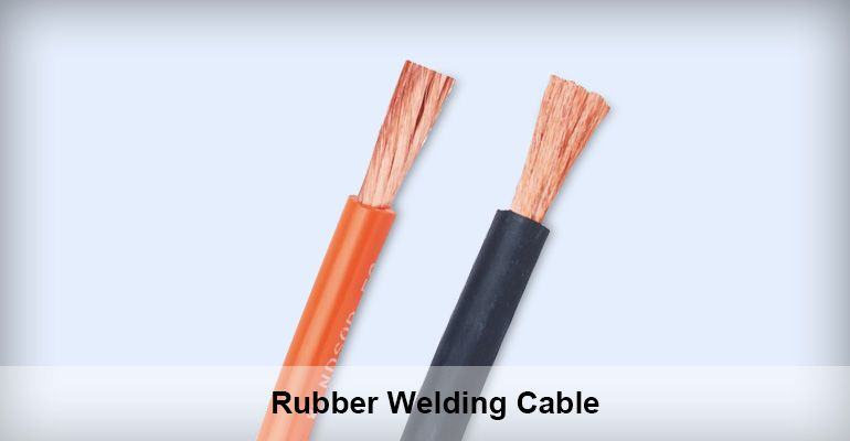 Rubber Welding Cable Supplier Grand Ocean Marine Welding Cable Welding Cable