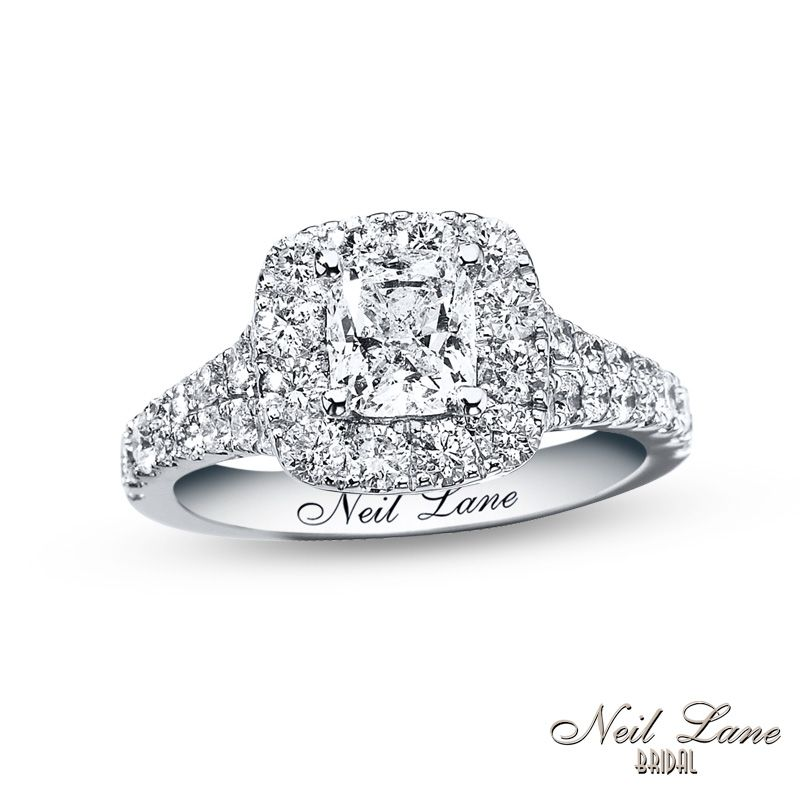 nice luxury cushion cut engagement rings zales 94 in home remodel ideas with cushion cut engagement - Neil Lane Wedding Rings