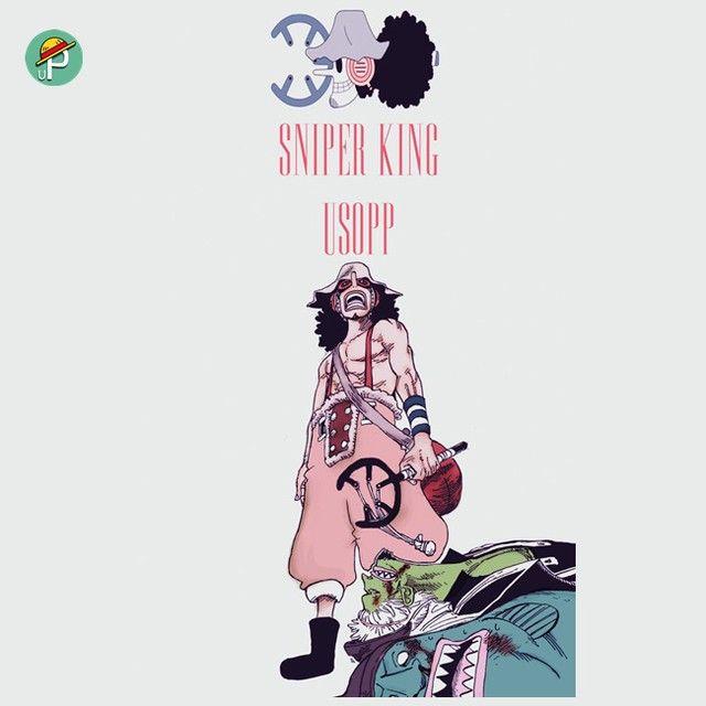 Sniper King Usopp