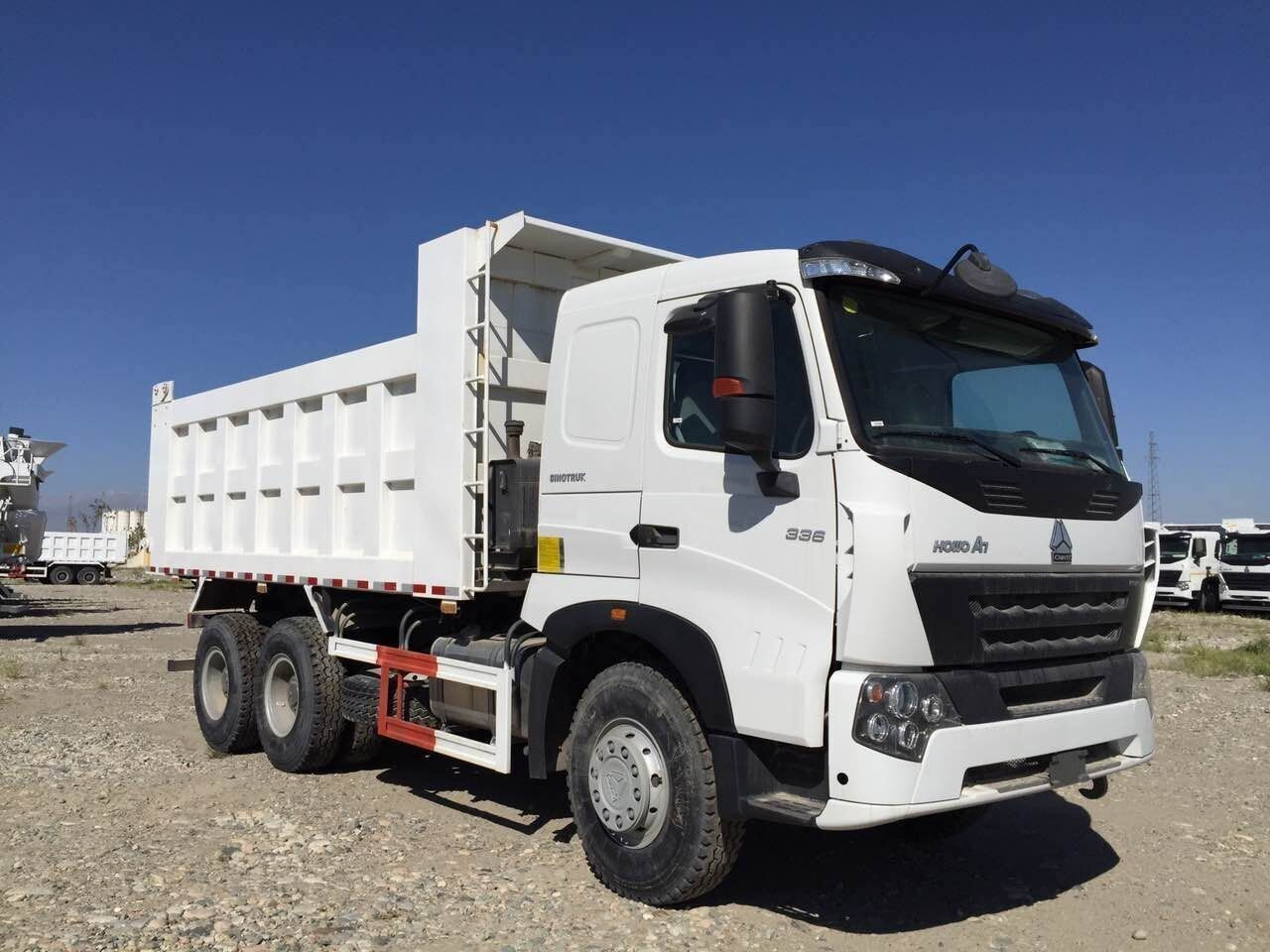 Howo Dump Truck Price Trucks Dump Truck Body Box