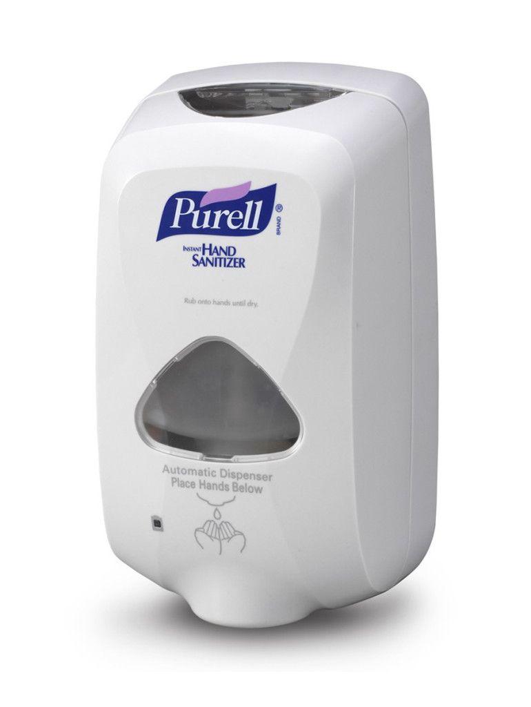 Purell Advanced Hand Sanitizer Gel Tfx Starter Kit 1 1200ml Hand