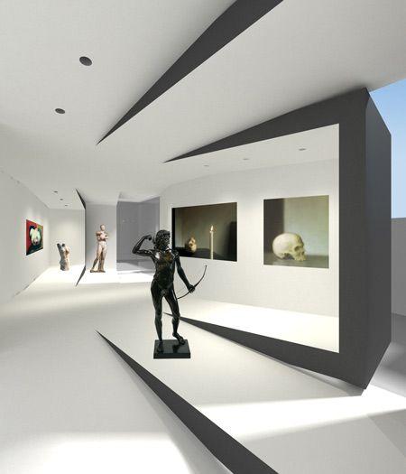 Tina Manis Associates win Art Fund Pavillion Exhibitions Google