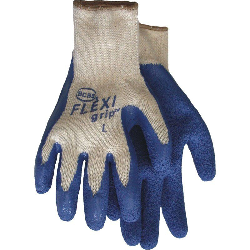 Boss Gloves 8426L Large Flexi Grip Knit Gloves - 2370-7748