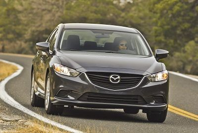 The 2014 Mazda6 Was Named The Top Safety Pick By The Insurance