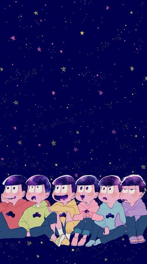 Osomatsu San Wallpaper Anime Anime Art Wallpaper