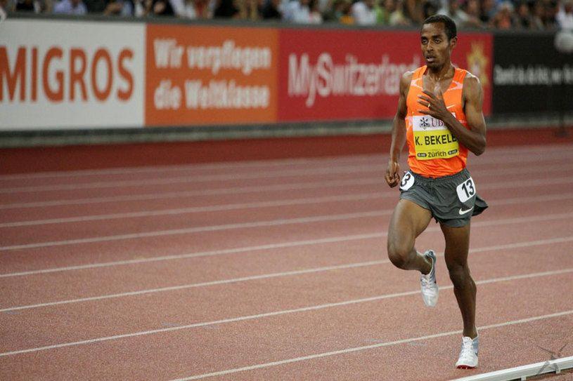 - Não posso me dar ao luxo de perder! - declarou o atleta, em entrevista. Foto: All Atlhetics/Divulgação.