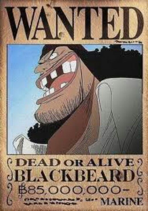 Luffy Has The Second Highest Known Bounty Follow Officialsboruto Goblin