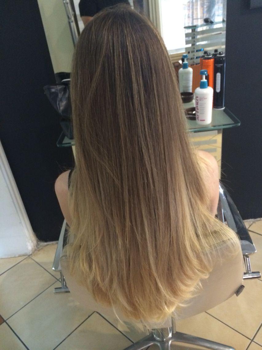 Balyaj Krepe Balyaj Omre Renklendirme 2019 Hair Natural Hair
