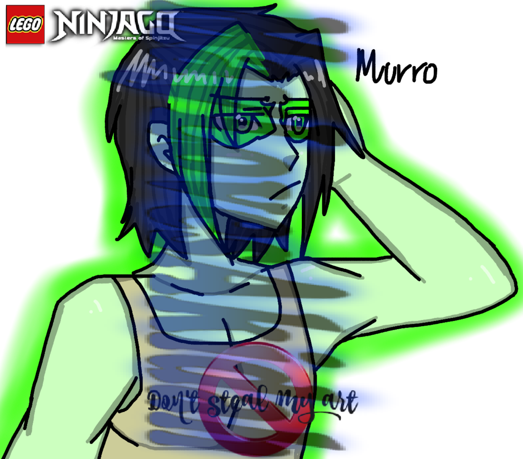 Morro Maylovesakidah Ninjago