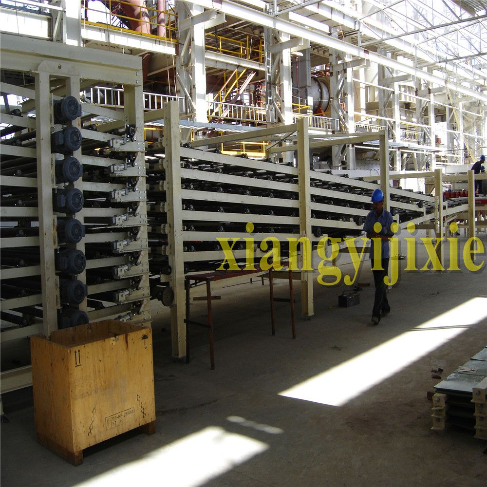 Our Company is a good factory to manufacture gypsum board