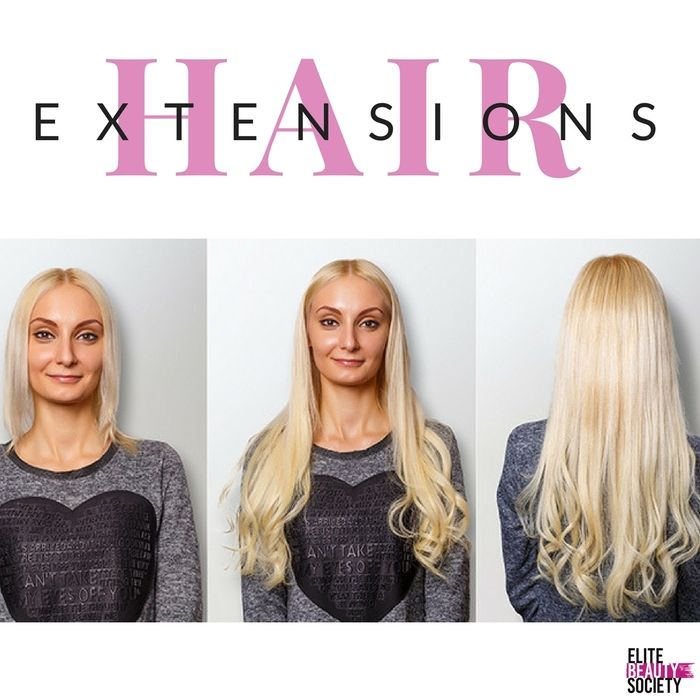 The Hair Extension Market Is A World Of Creativity Just Waiting For