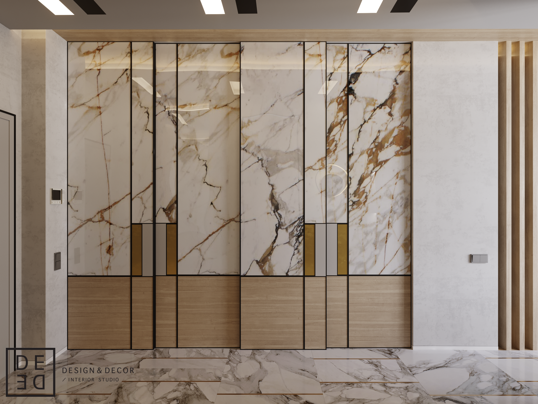 Homedecor interiorideas dedeproject hallway hallwayideas
