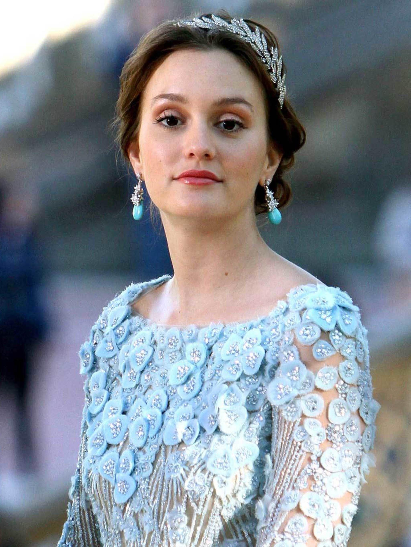 Blair waldorf de la boda banda para el cabello banda