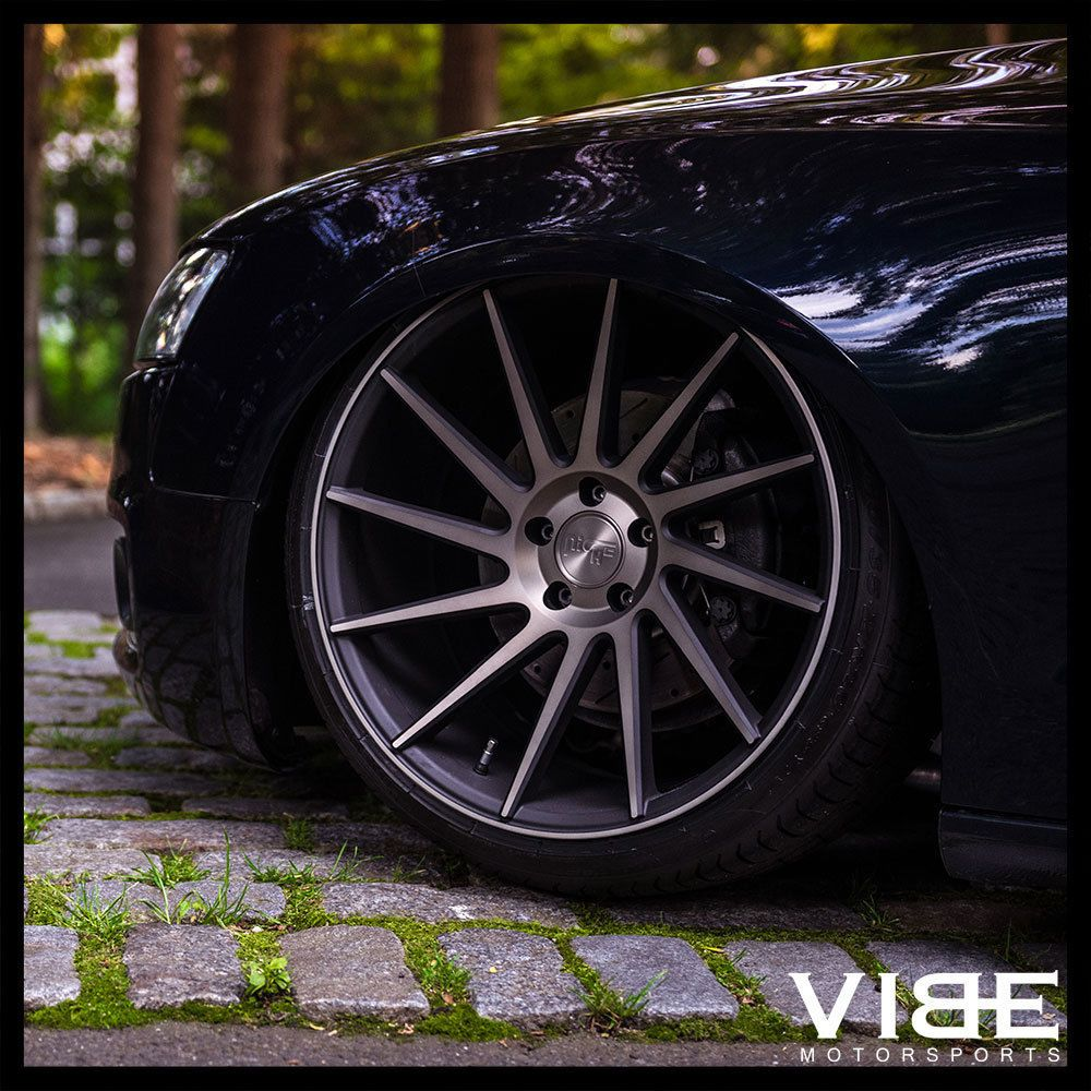 20 niche surge machined concave wheels rims fits toyota camry niche [ 1000 x 1000 Pixel ]