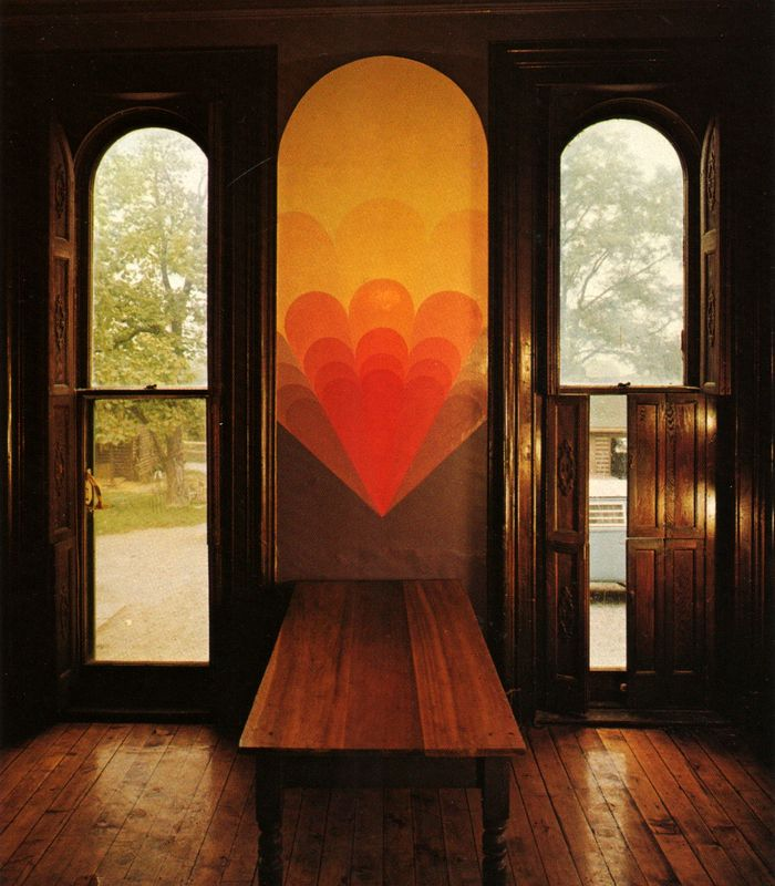 Bill TapleyINSIDE TODAY'S HOME| Ray and Sarah Faulkner ©1975