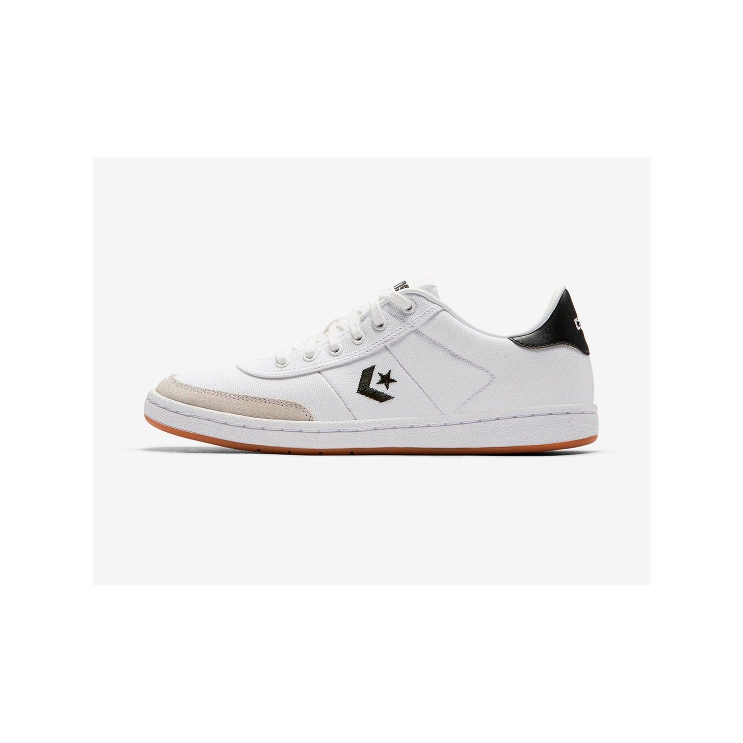 3398ca5be39e Converse Barcelona Pro Ox (White Black White) Shoes Cons at 35th North