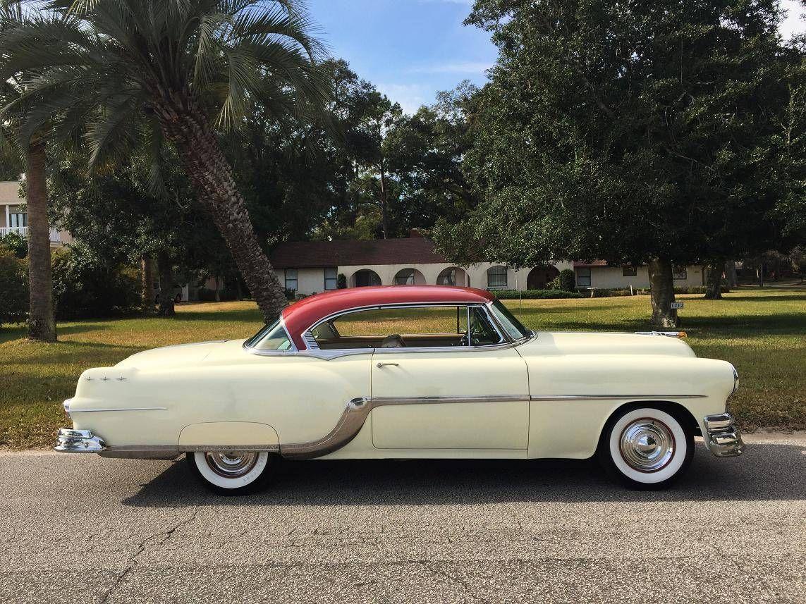 1954 Pontiac Starchief 2 portes Hardtop & 1954 Pontiac Starchief 2 portes Hardtop   Ford   Pinterest   Doors ...
