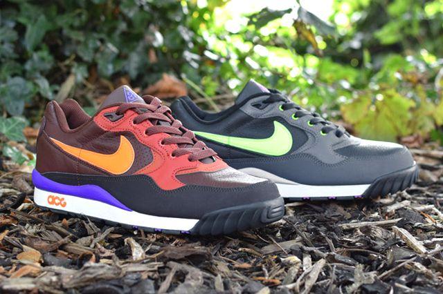 Nike ACG Air Wildwood Gets Wilder | solli | Pinterest | Nike acg,  Streetwear fashion and Footwear