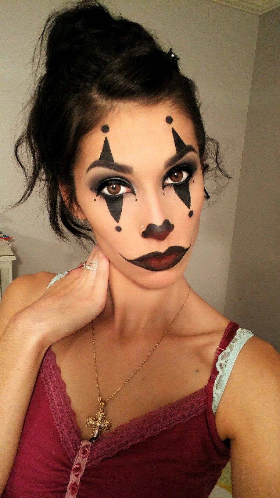 Clown Halloween Makeup Scary Clown Halloween Costume Halloween Costumes Makeup Cute Halloween Makeup