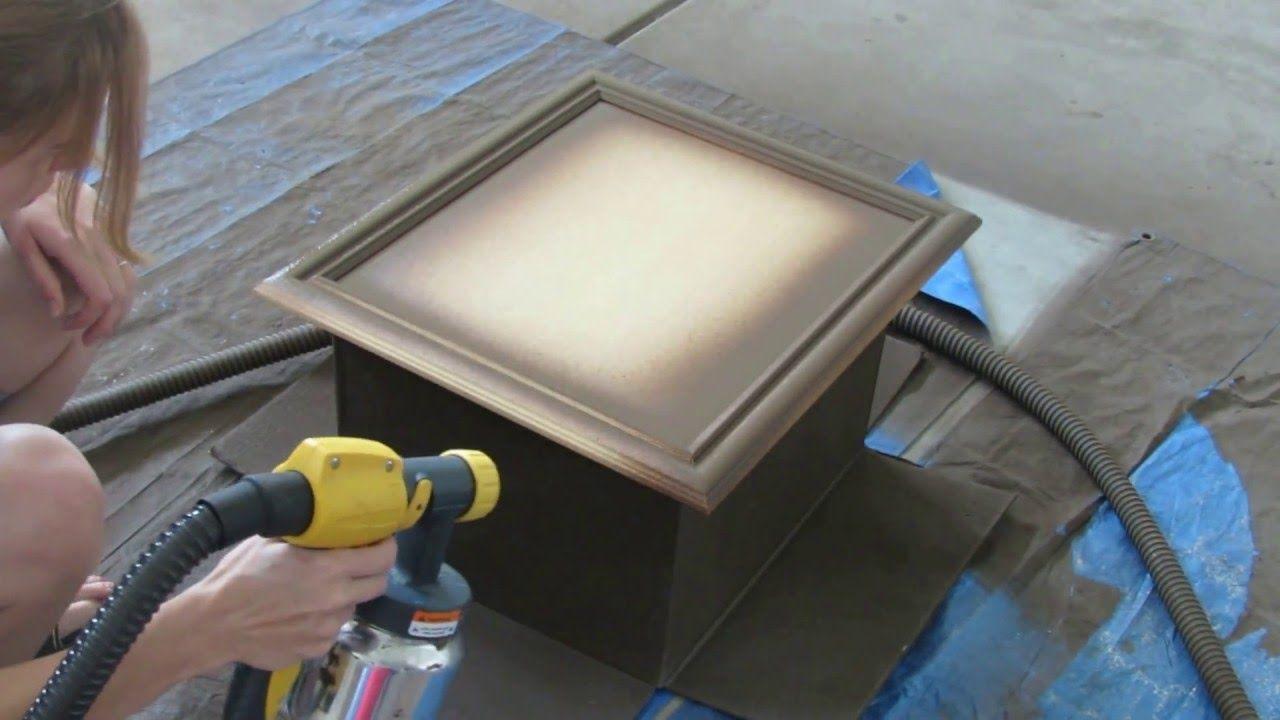 Diy Cabinet Refacing Hvlp Wagner Paint Sprayer Kitchen Makeover How To Diy Cabinet Refacing Diy Kitchen Cabinets Painting Diy Cabinets