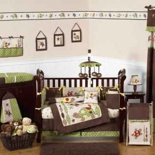 Turtle Bedding By Sweet Jojo Designs Turtle Baby Crib Bedding