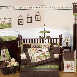 Turtle Bedding By Sweet Jojo Designs Turtle Baby Crib Bedding