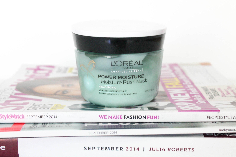 Obsessed L'Oréal Moisture Rush Mask Moisturizer, Loreal