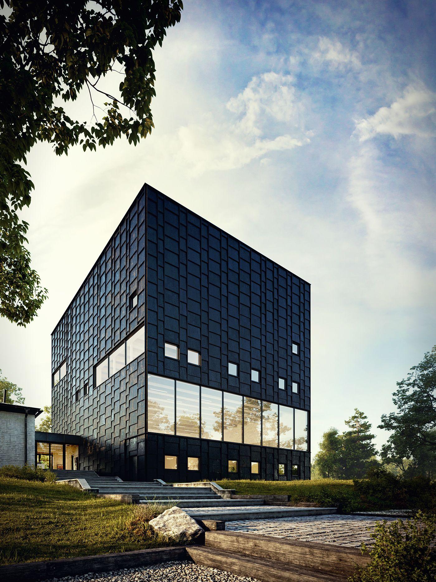 "Popatrz na ten projekt w @Behance: ""Kalmar Art Museum"" https://www.behance.net/gallery/43698011/Kalmar-Art-Museum"