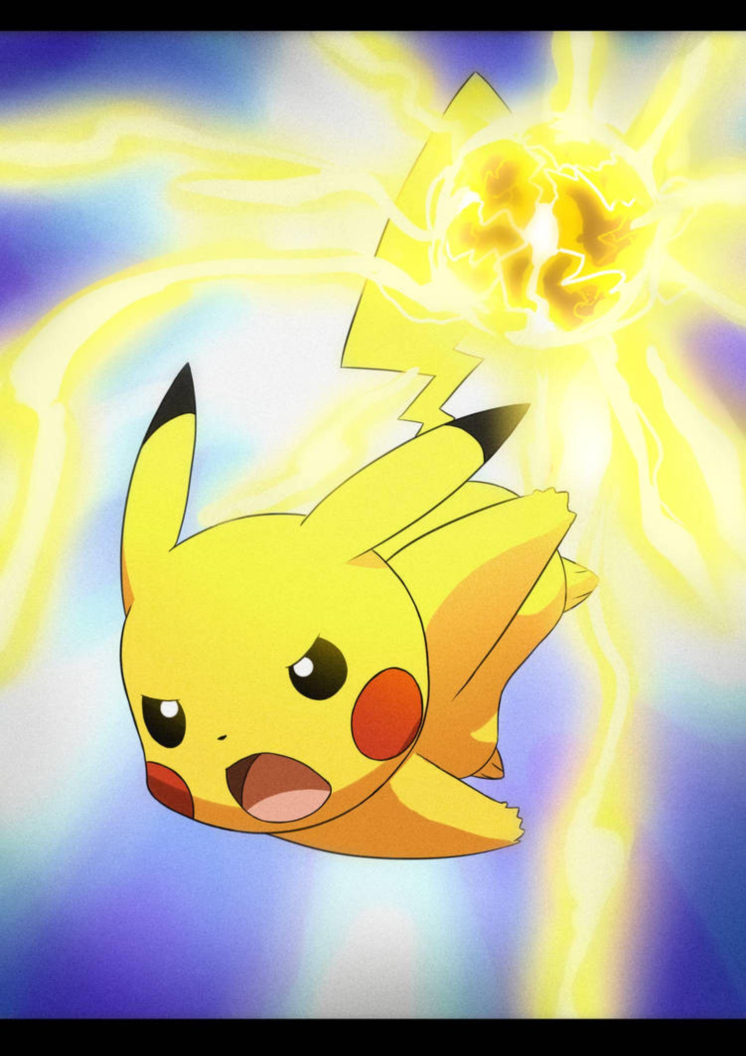 Electro ball by LunarThunderStorm on DeviantArt Pikachu