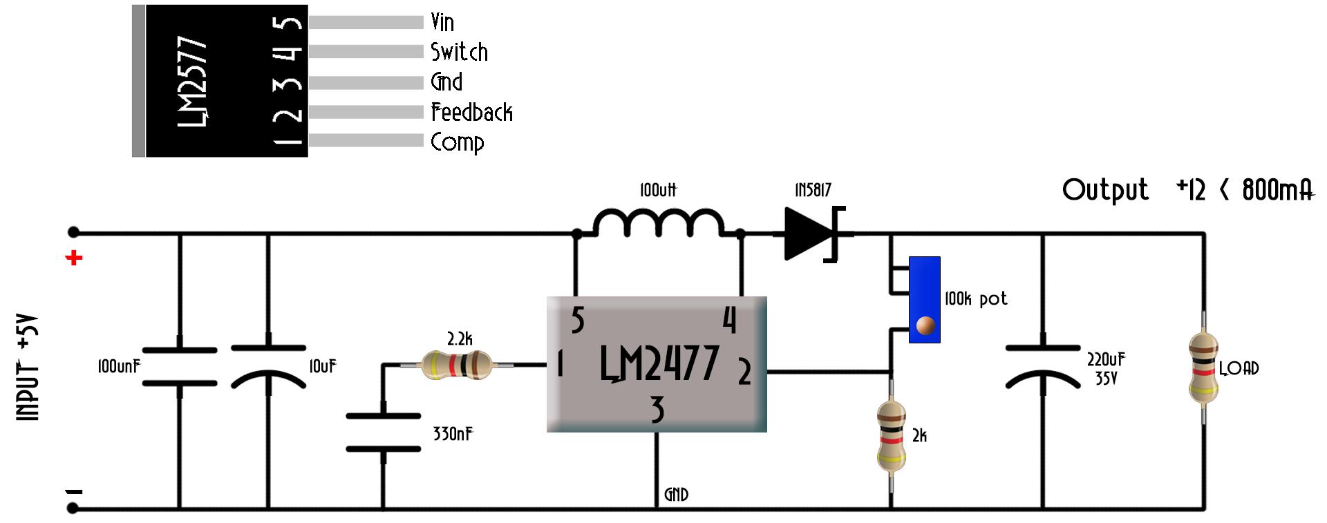 Ac To Dc Converter Block Diagram