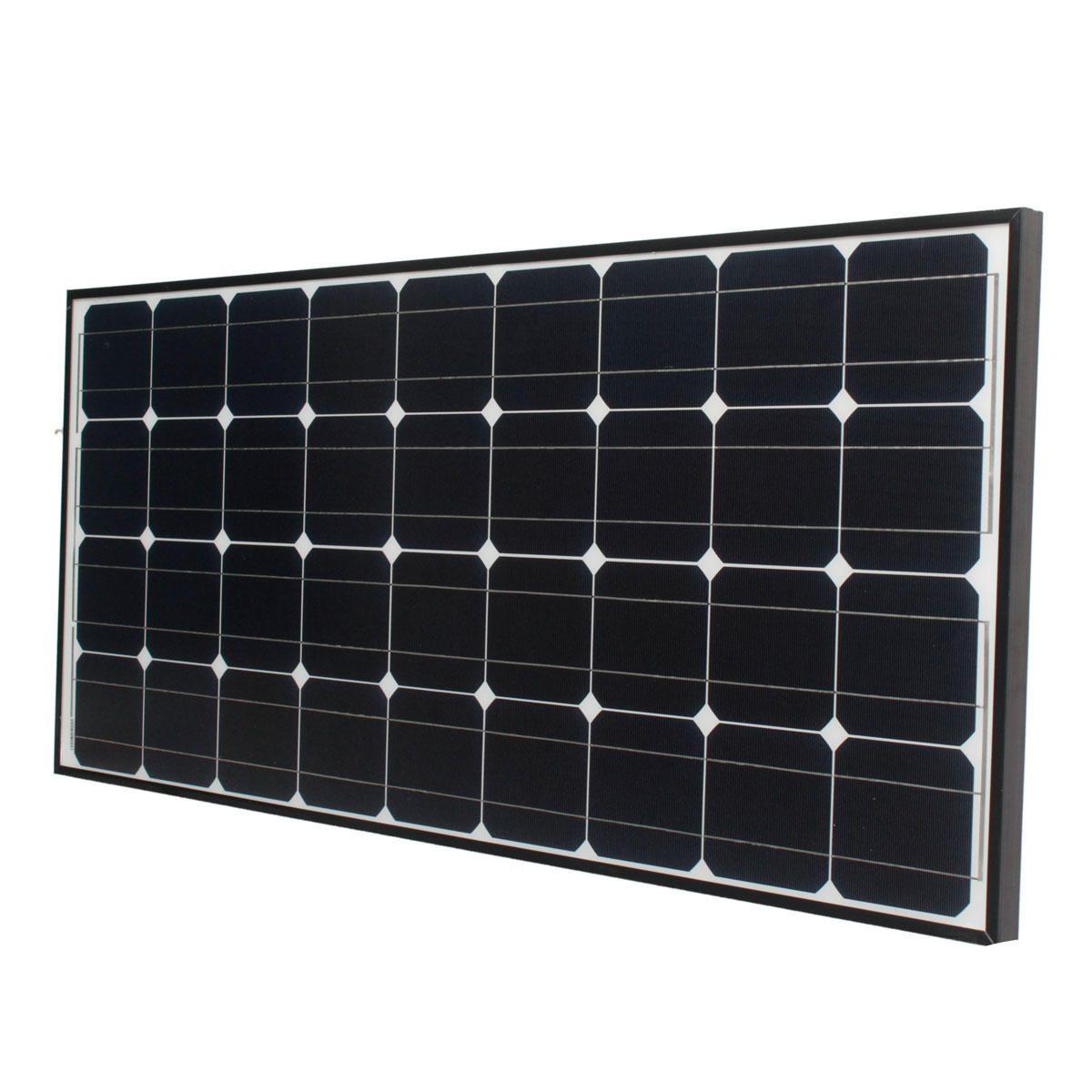 Elfeland M 150 150w 18v Monocrystalline Silicon Solar Panel Battery Charger Boat Caravan Motorhosaya Peralatan Pasokan Listrik From Alat Industri Ilmiah On