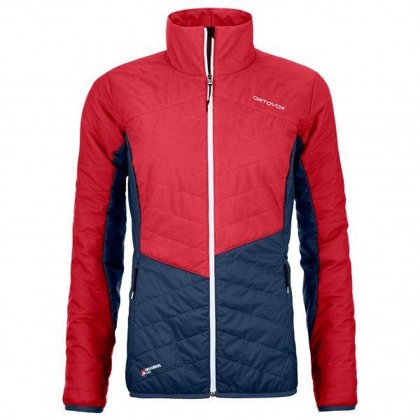 Ortovox Women's Swisswool Dufour Jacket Wolljacke