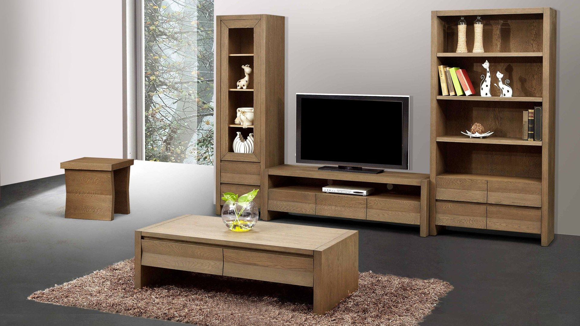 model meuble salon en bois home home