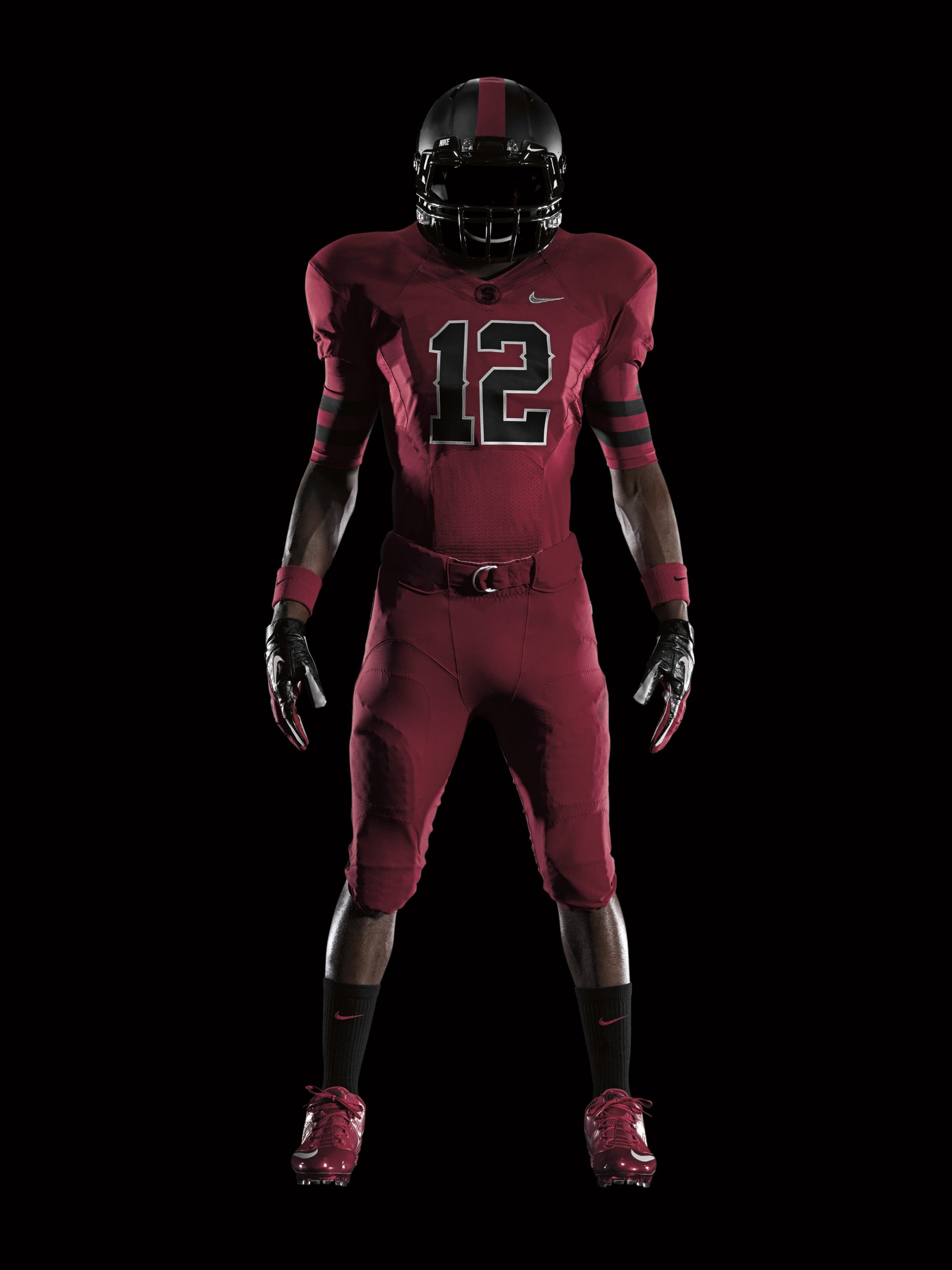 Stanford Front College Football Uniforms Football Uniforms Stanford Football