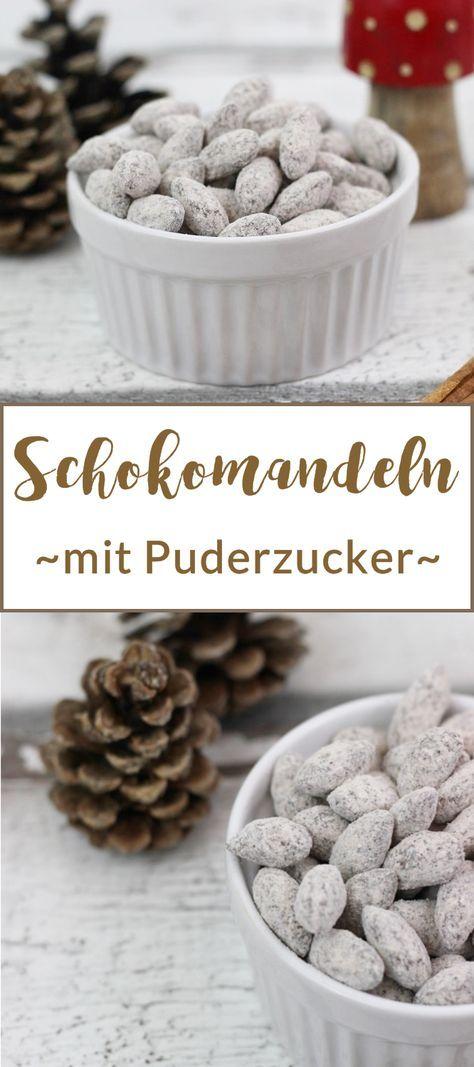 Rezept: Schokomandeln - The inspiring life