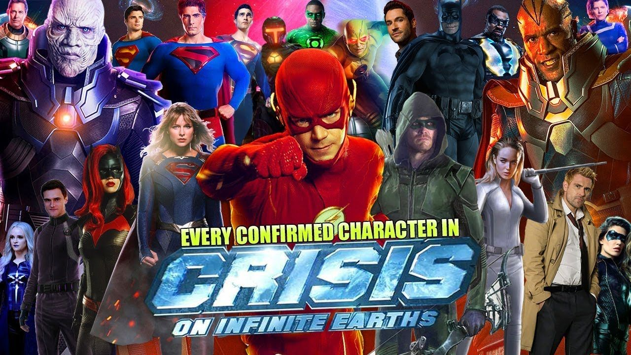 Crisis On Infinite Earths A New Perspective Infinite Earths